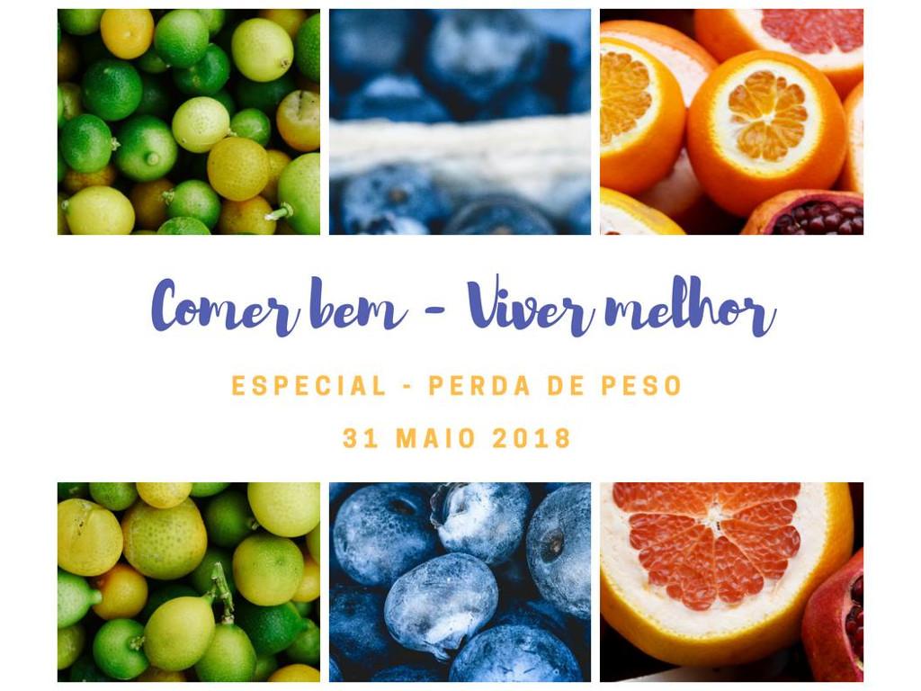 Spise godt - Bo bedre - Særlige vægttab - 31 Maio 2018