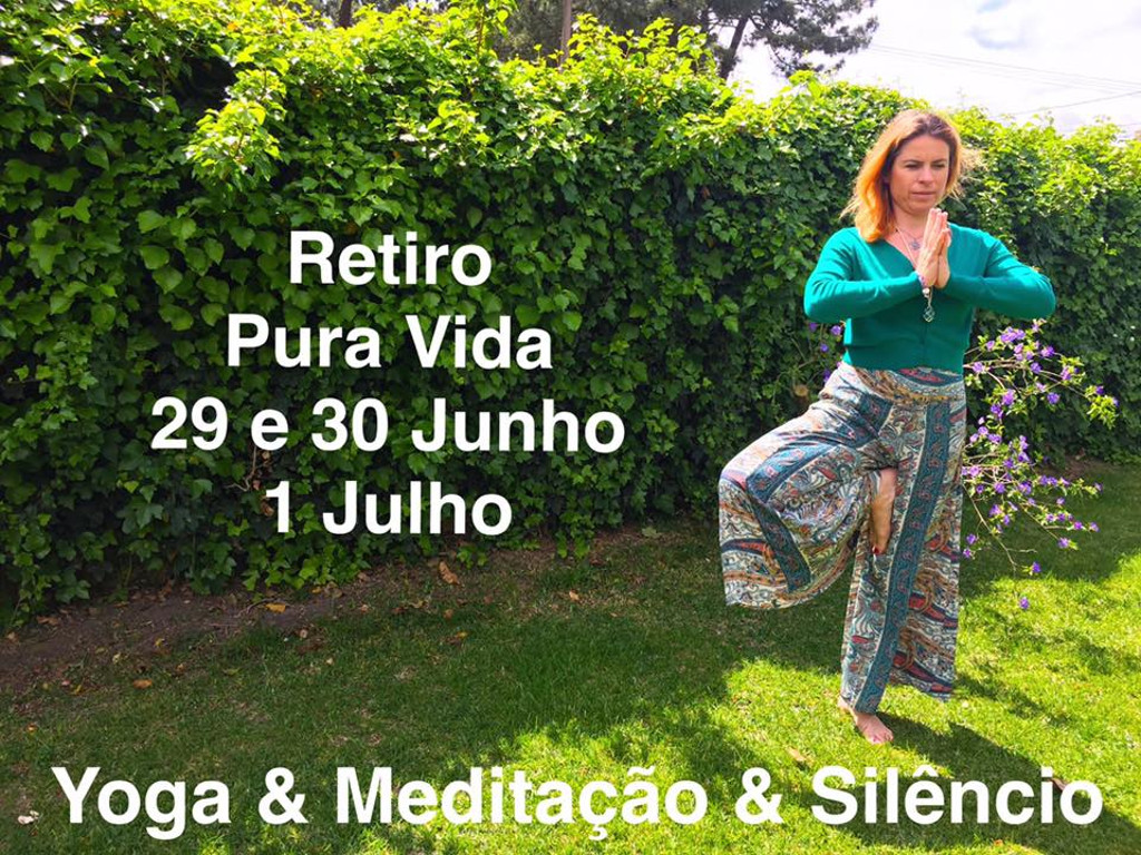 Pura Vida Retreat – 29, 30 June and 1 July 2018