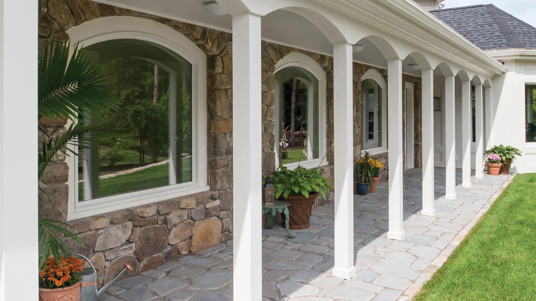 column wrap azek exteriors