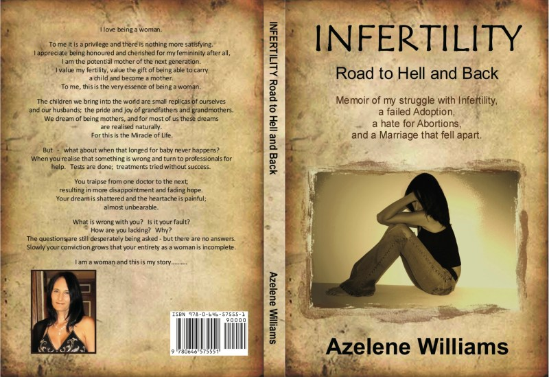 INFERTILITY Road to Hell and Back cover