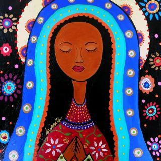 Molnár Krisztina Rita: Mexikói szentkép