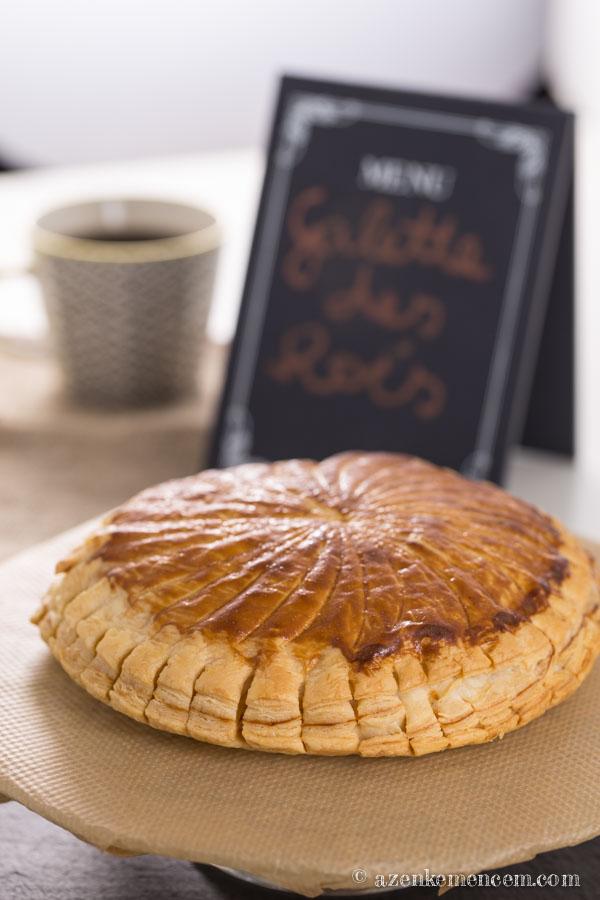 Királyok tortája - a galette des rois