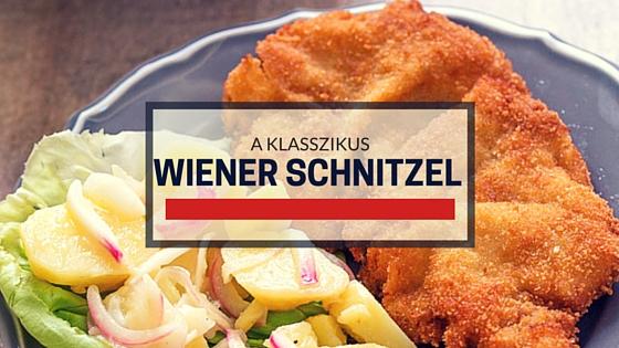 A klasszikus wiener schnitzel