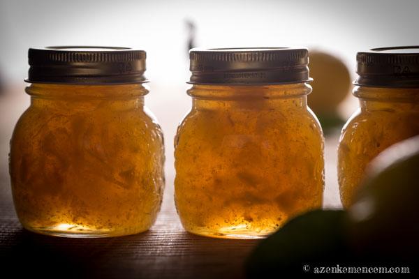Citromlekvár - kezeletlen héjú citromból