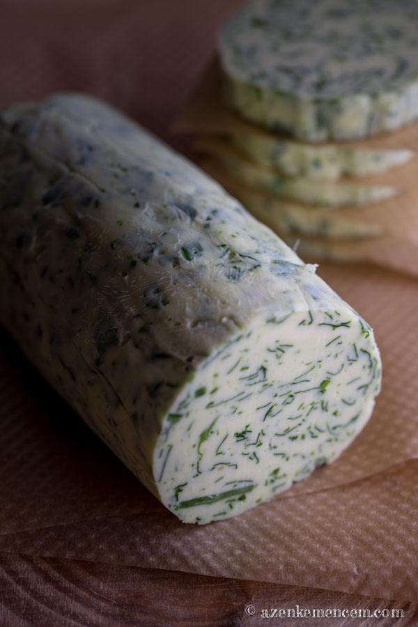 Medvehagymás vaj - Egy egyszerű és gyorsan elkészíthető szendvicskrém