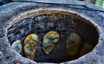 Tandir Bread - Traditional Azeri Bread 9