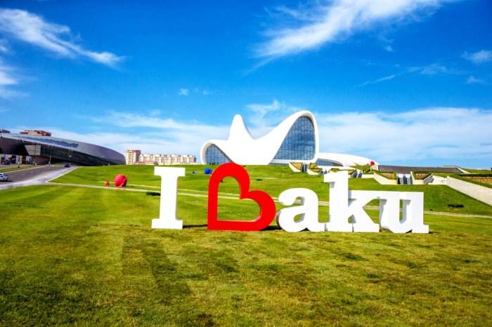 Тур в Баку на 5 дней