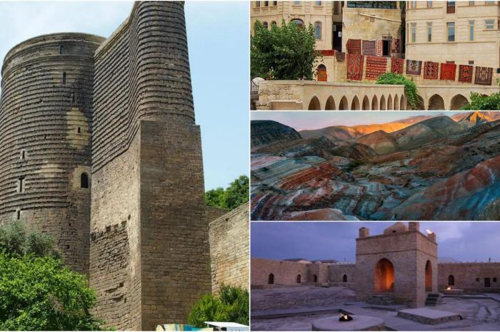 Baku Day Tour: Gobustan and mud volcano + Baku old town