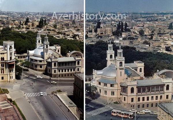 Филармония в Баку после второй мировой войны (20 ФОТО)