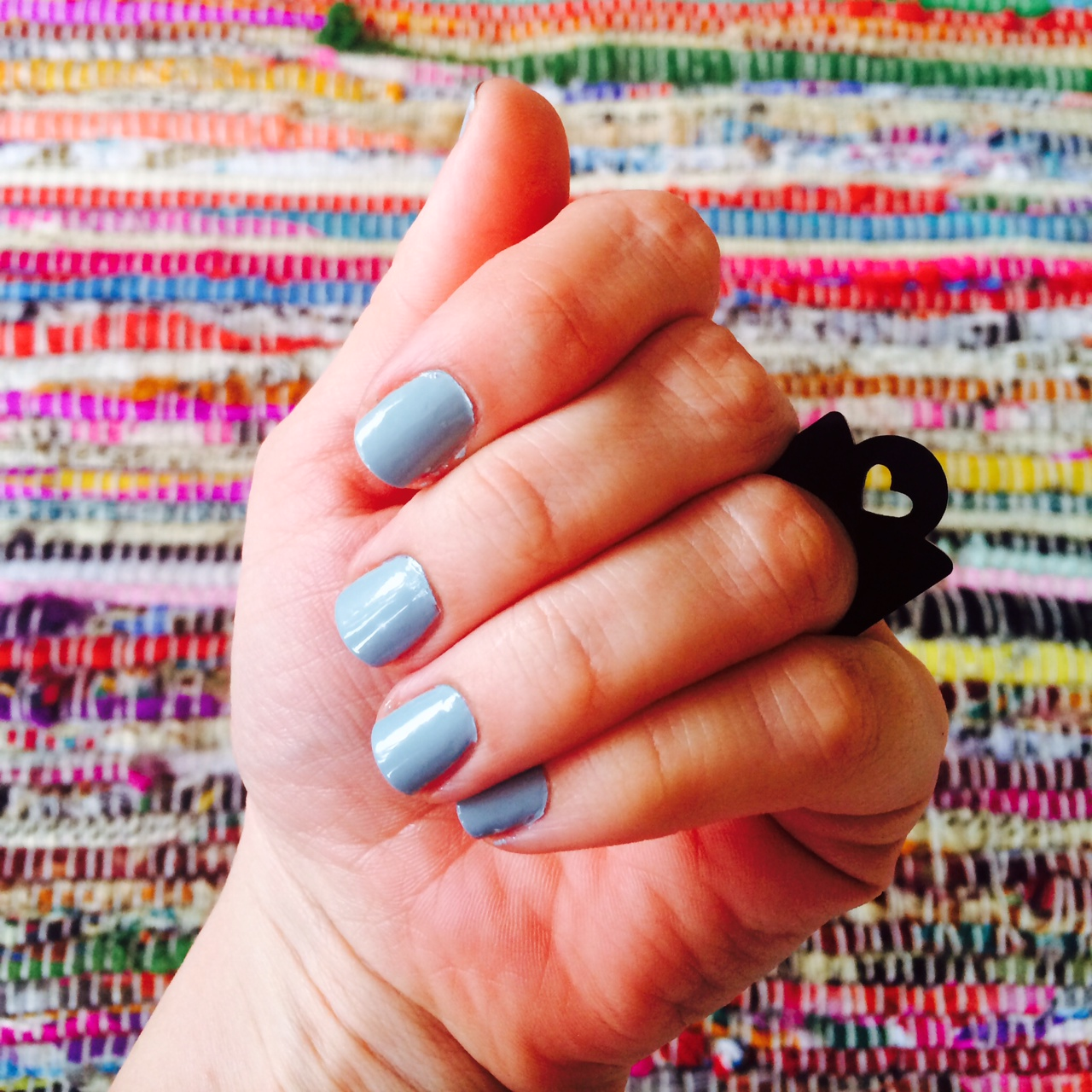 MANI FAVOURITES {+ MY NAIL COLOUR OF THE WEEK} - a zesty life
