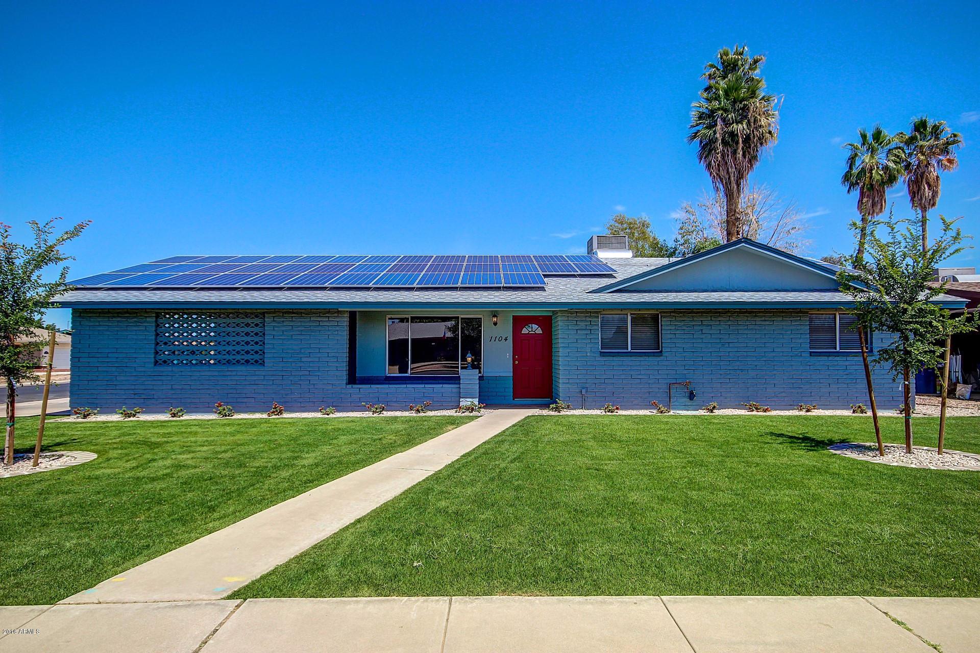 1104 W Devonshire  Street  Mesa AZ 85201