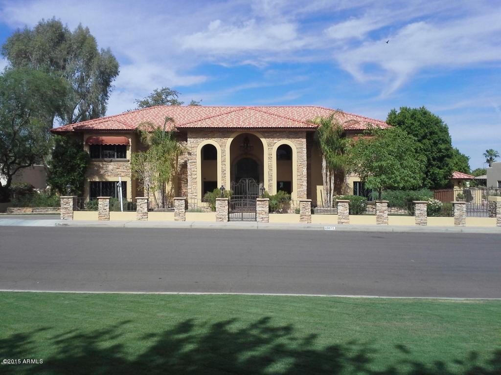 11821 S Equestrian  Trail  Phoenix AZ 85044