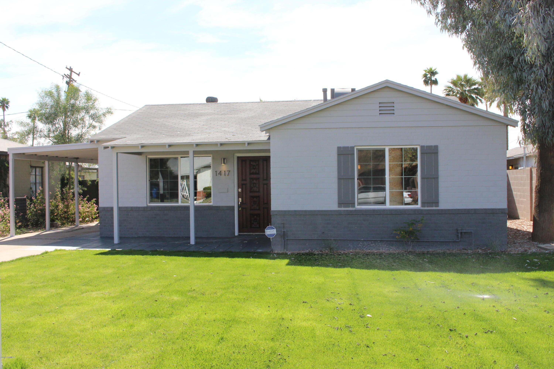 1417 E Hubbell  Street  Phoenix AZ 85006