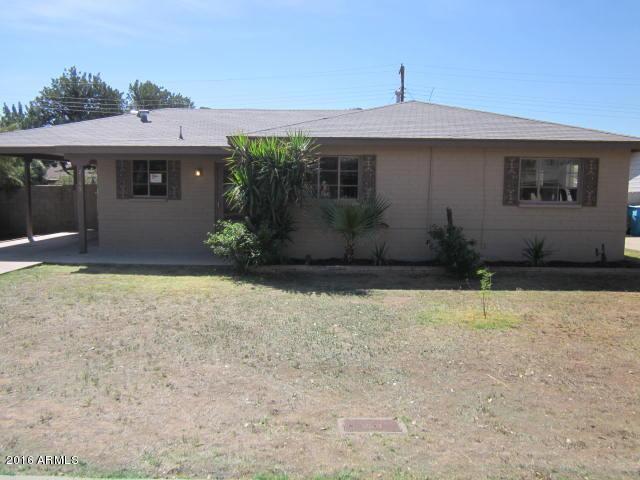 2145 W Nicolet  Avenue  Phoenix AZ 85021