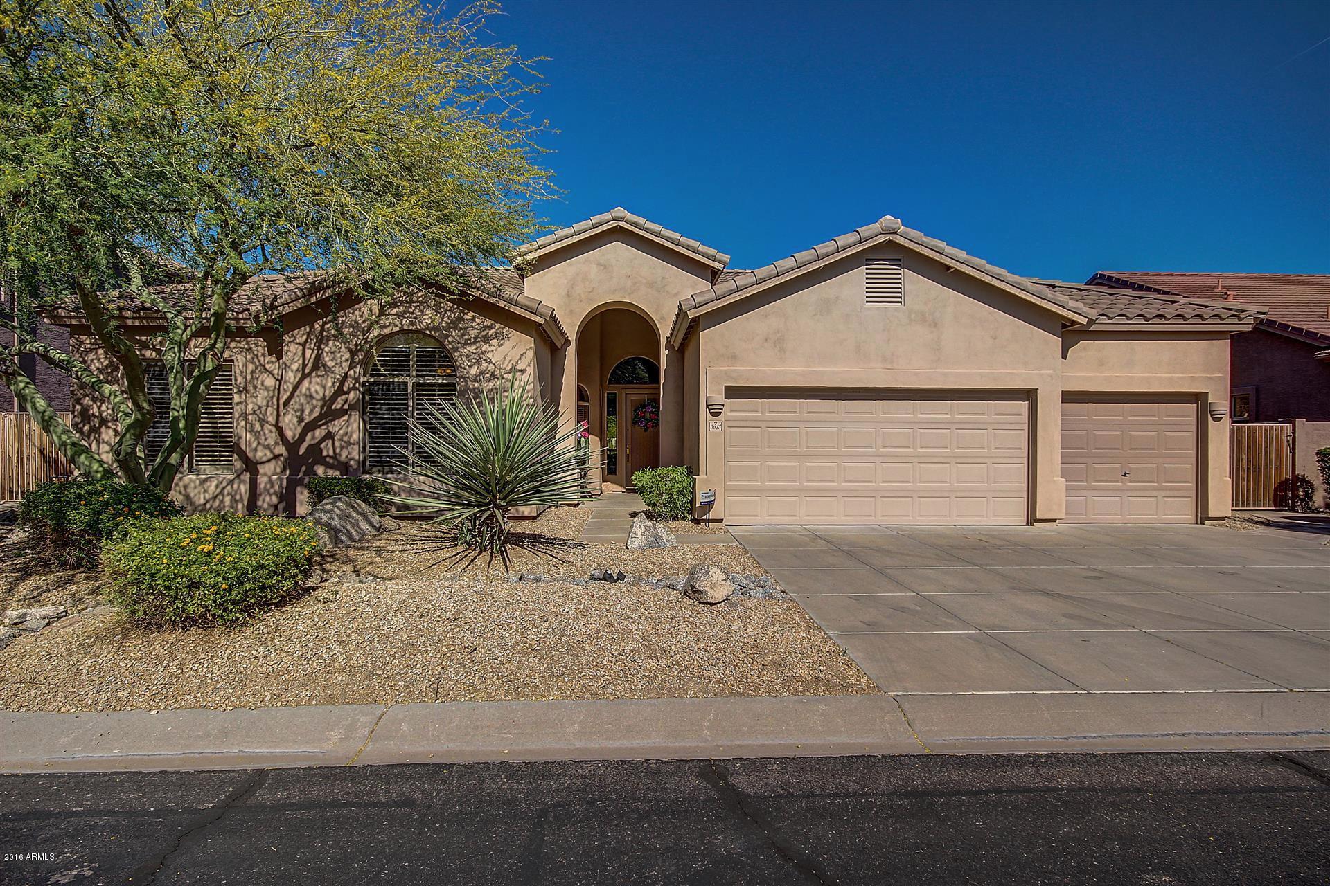 3643 N Eagle Canyon  Canyon  Mesa AZ 85207
