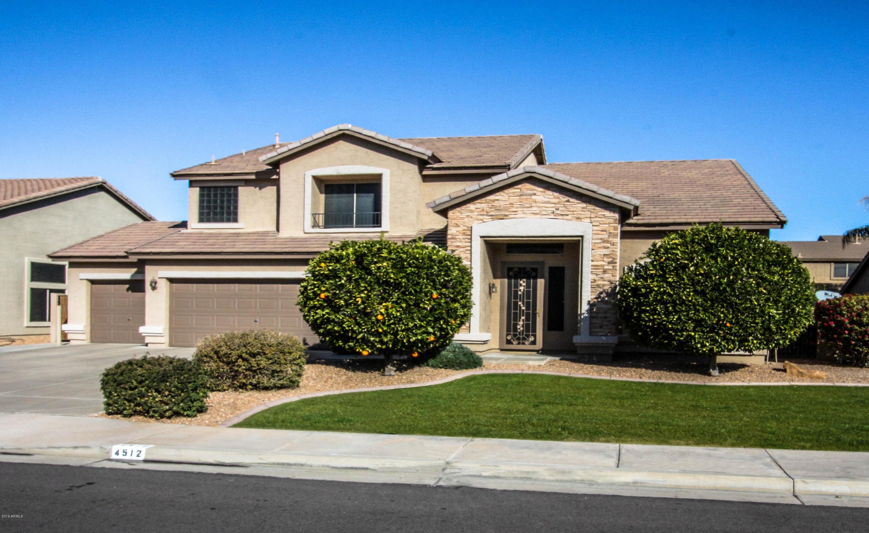 4512 E Des Moines  Street  Mesa AZ 85205