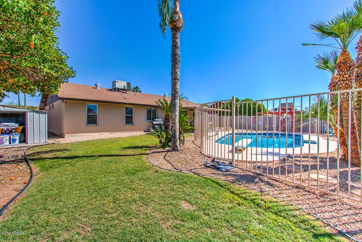 4623 E Aire Libre  Avenue  Phoenix AZ 85032