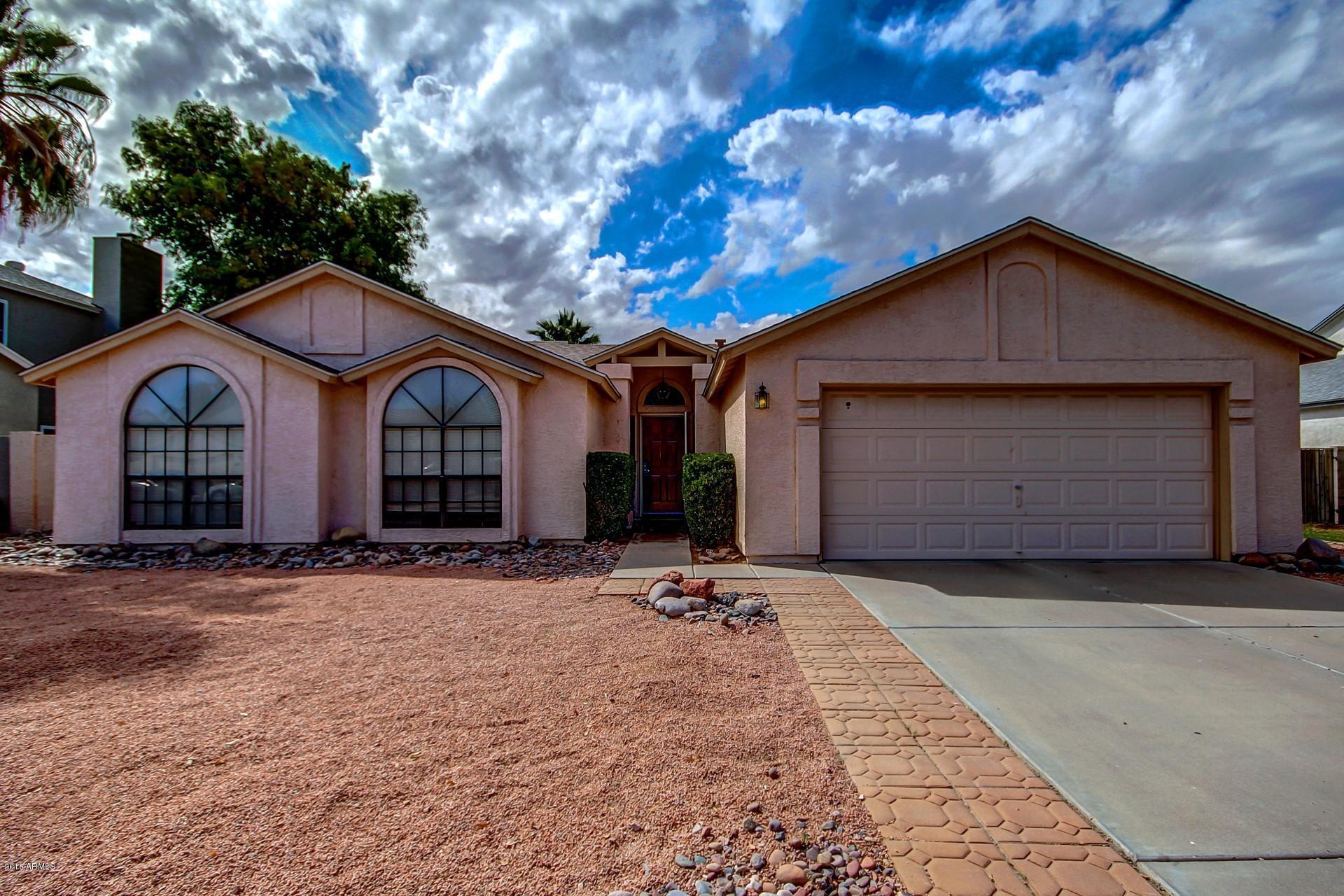 4831 E Hobart  Street  Mesa AZ 85205