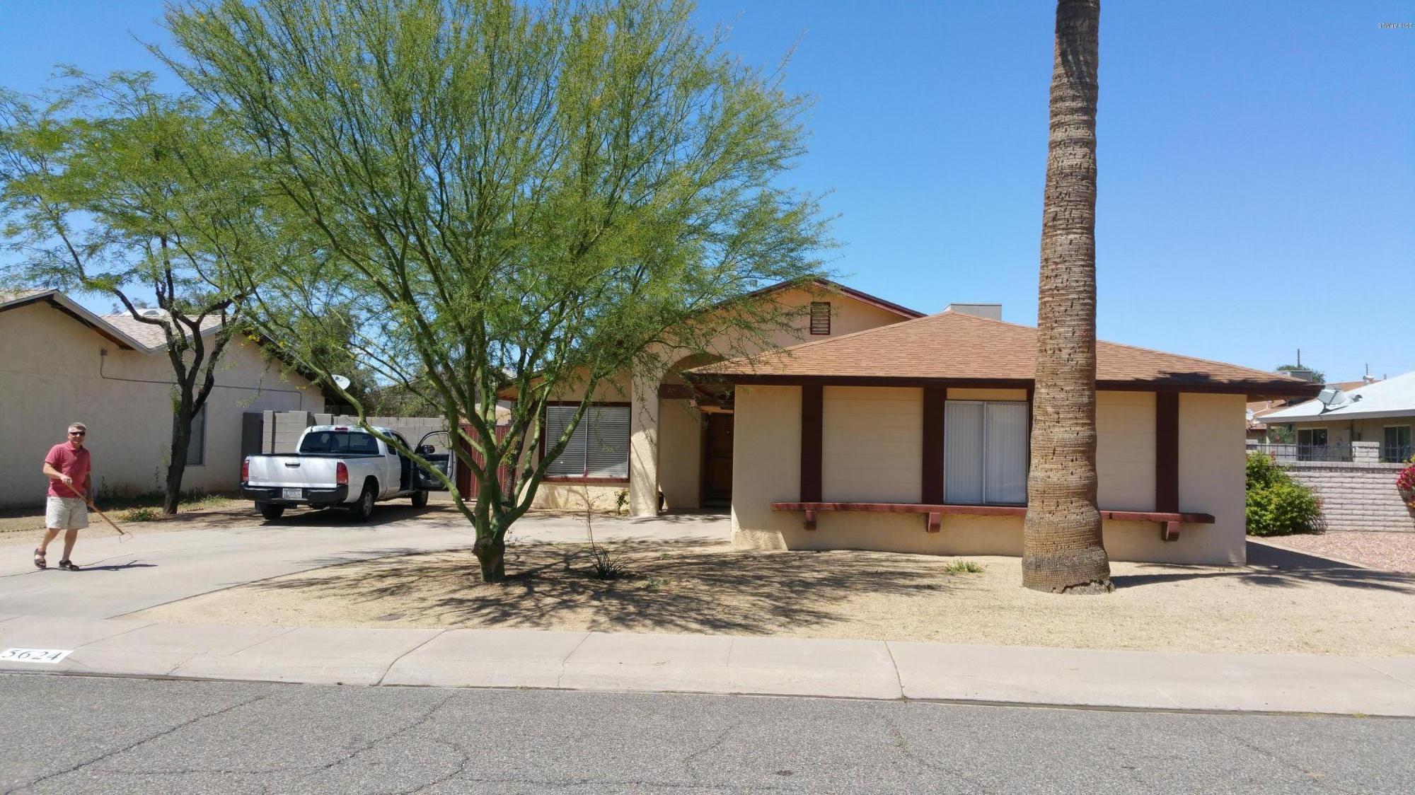 5624 W Townley  Avenue  Glendale AZ 85302