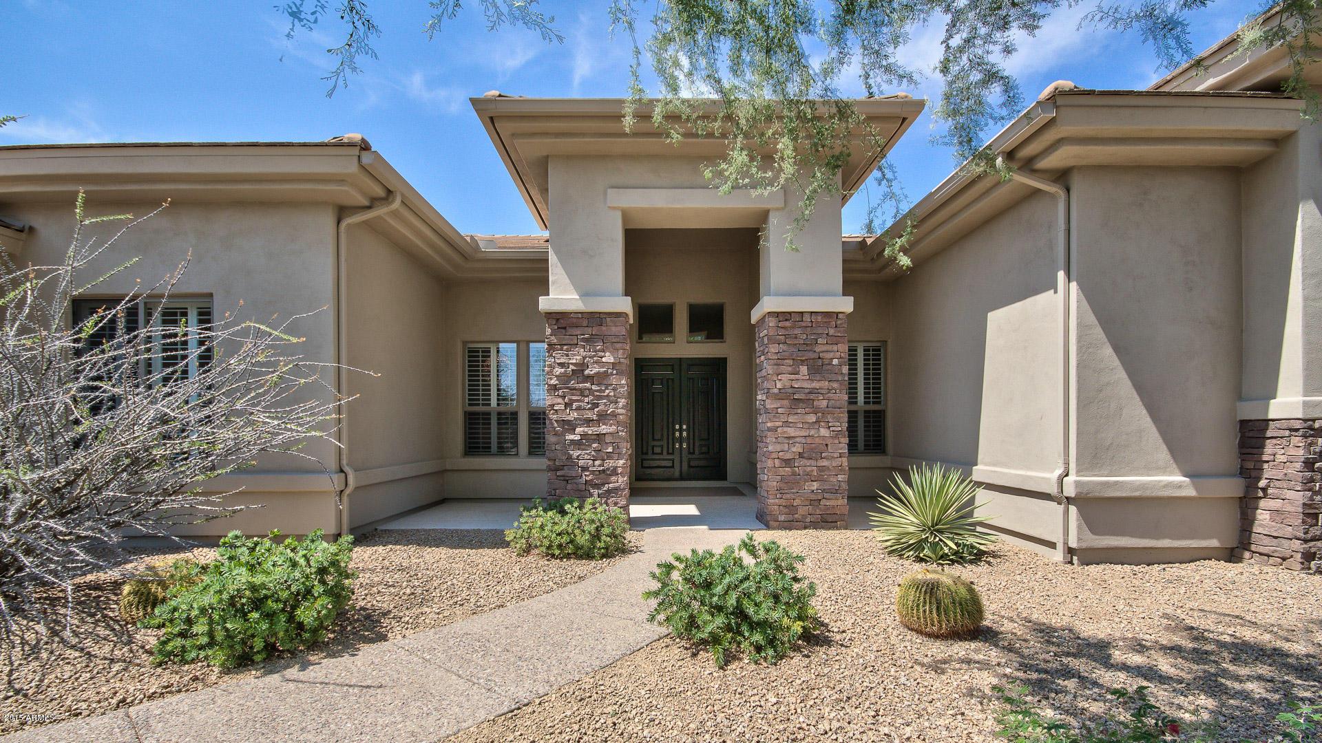 6350 E Monterra  Way  Scottsdale AZ 85266