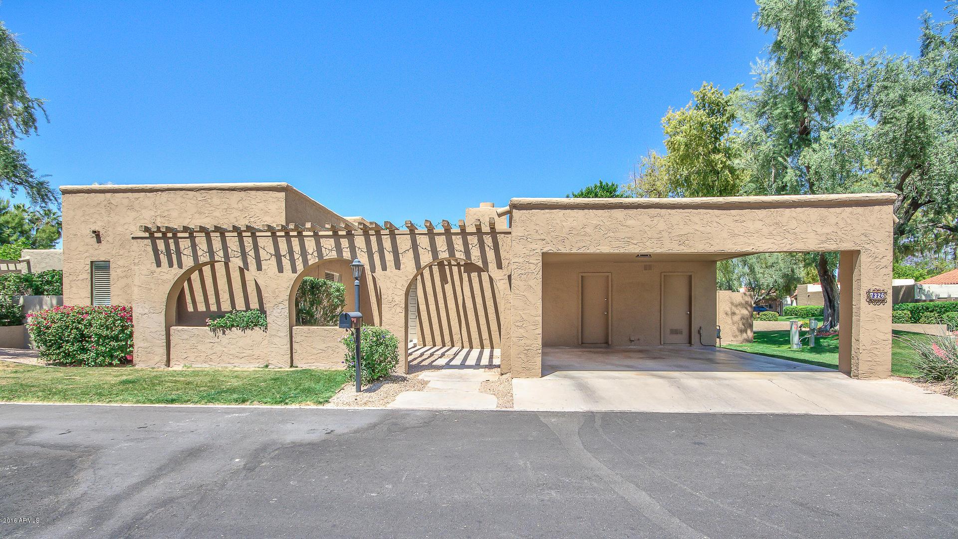 7326 E Rovey  Avenue  Scottsdale AZ 85250