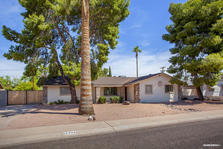 8338 E Hazelwood  Street  Scottsdale AZ 85251