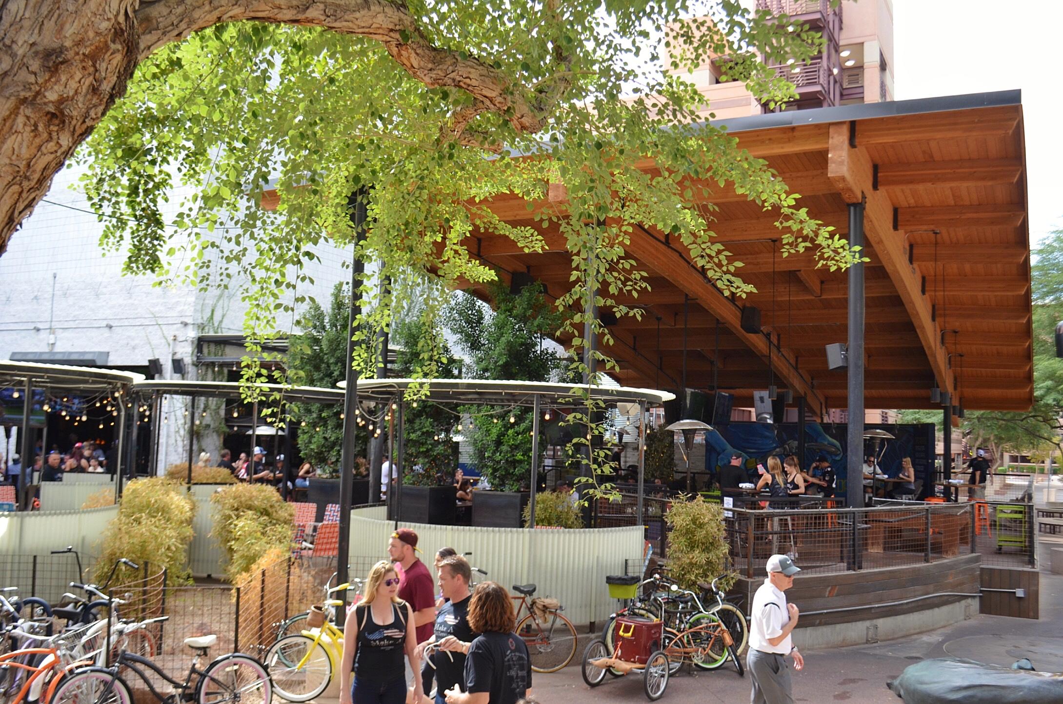 Top 5 Brewery Patios In Metro Phoenix Az Food Beer