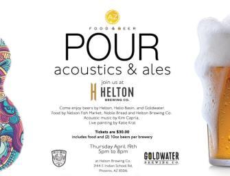 POUR Event: Acoustics and Ales