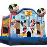 Mickey's Fun Factory 15'x15' ($120/day)