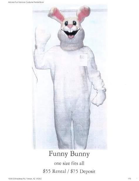 Funny Bunny 55