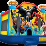 Justice League Bouncer ($120)