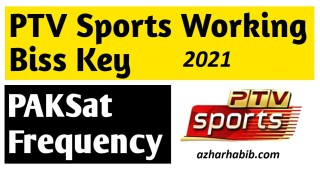 PTV Sports Biss Key 2021