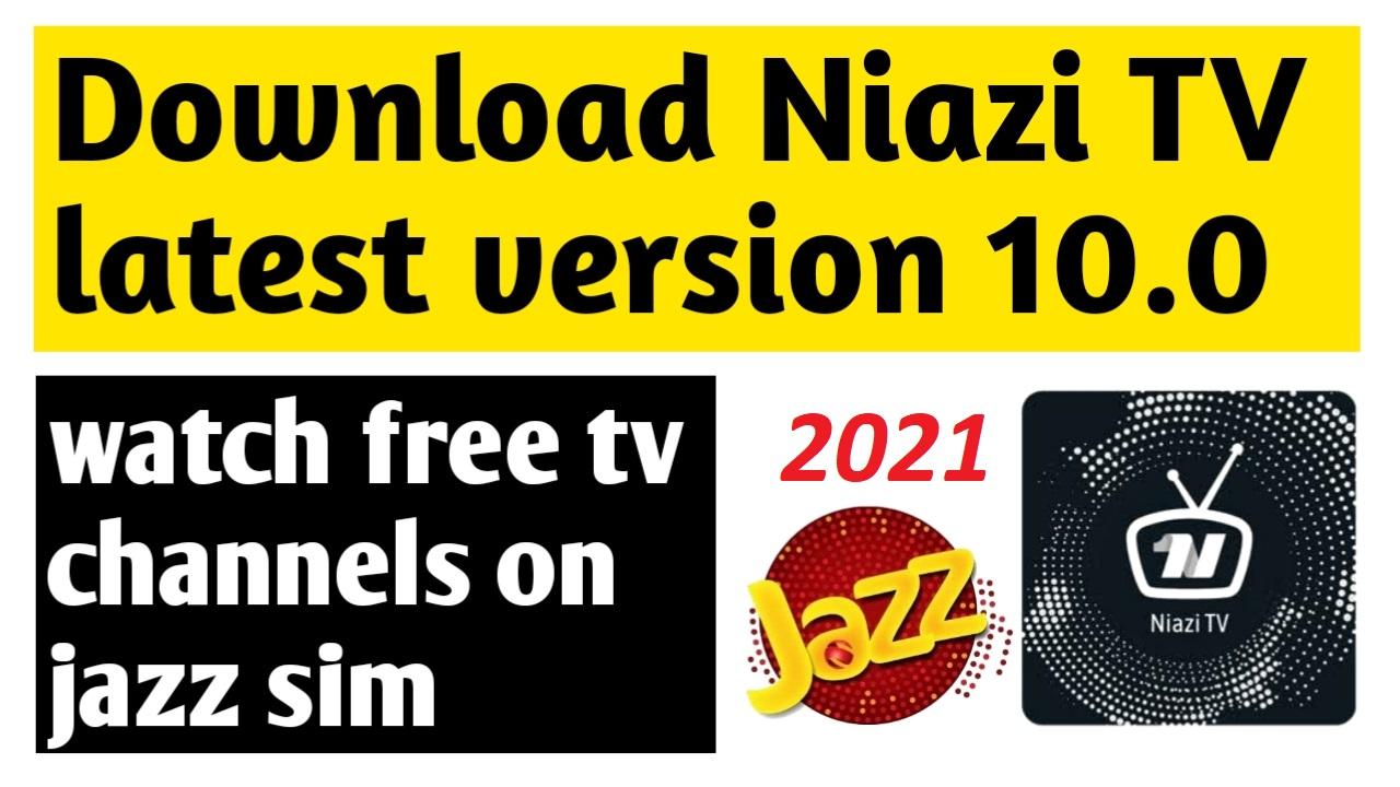 niazi tv app free download latest version 10.0 2021 niazi tv download