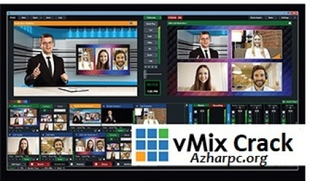 vMix 24.0.0.62 Crack + Registration Key Full [Latest Version]