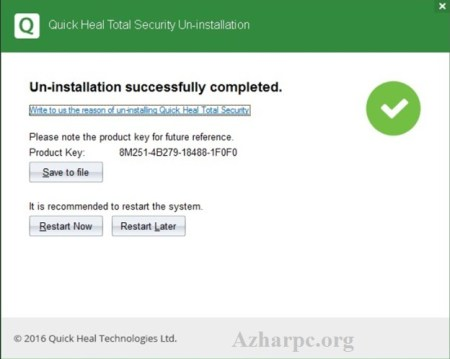 Quick Heal Total Security 2021 Crack + License Key [Latest Version]