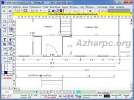Home Plan Pro Crack 5.8.2.1 with Serial Number 2021
