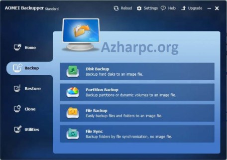 AOMEI OneKey Recovery Professional 1.6.4 Crack With Key (2021)