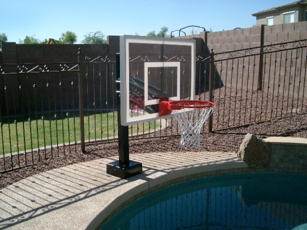 Basketball+Goal+For+Pool