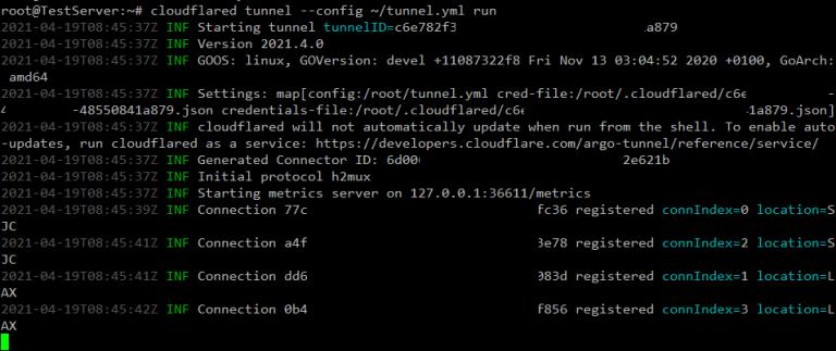 Cloudflare Argo Tunnel - 公网 IP 的新解决方案