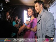 Kathryn McCormick and Ryan Guzman from Step Up Revolution