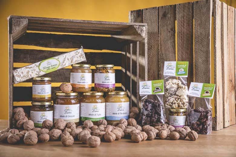 Lingotti eau de food, linea regalo alimentare: Gustose Idee Regalo Per Il Vostro Natale Azienda Agricola Zama