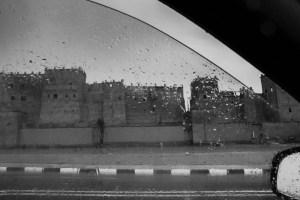 Rainy Ouarzazate