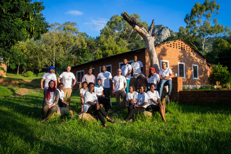Corps Africa Malawi Volenteers - 2016