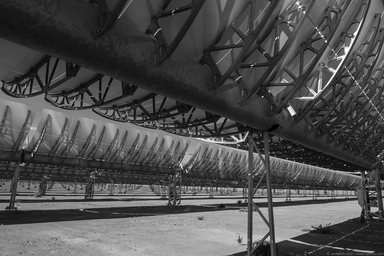 Ouarzazate Solar Power Station Noor