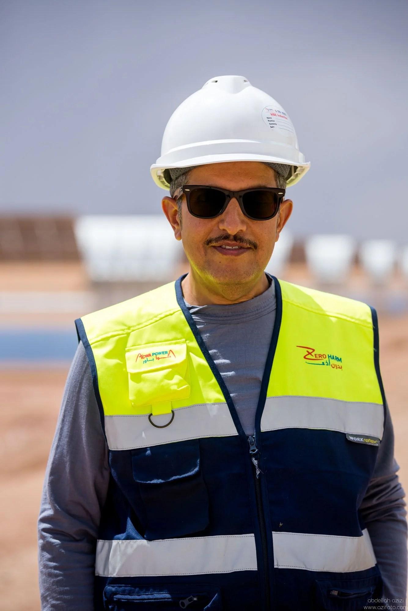 Portrait Mohammad Abunayyan Chairman of ACWA Power