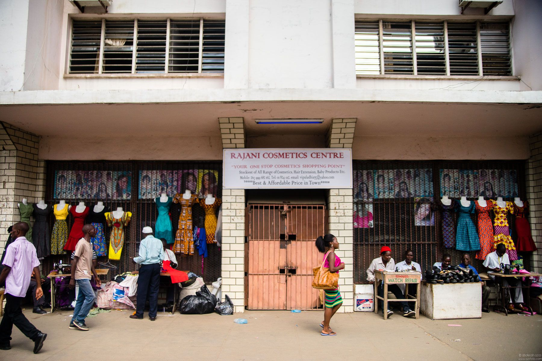 Tailers, Blantyre Malawi