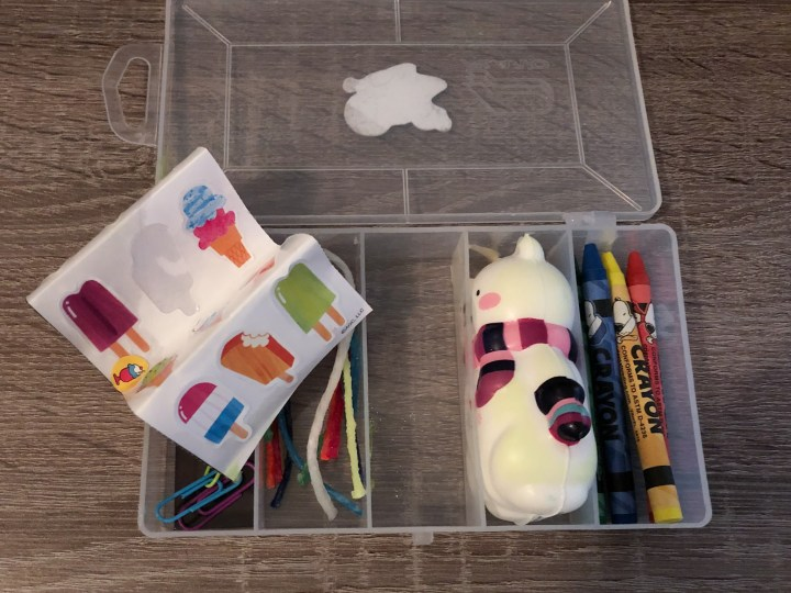 How to Make a Sensory Kit for On the Go