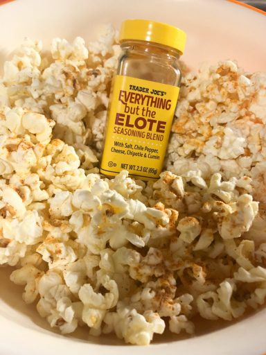 popcorn ELOTE