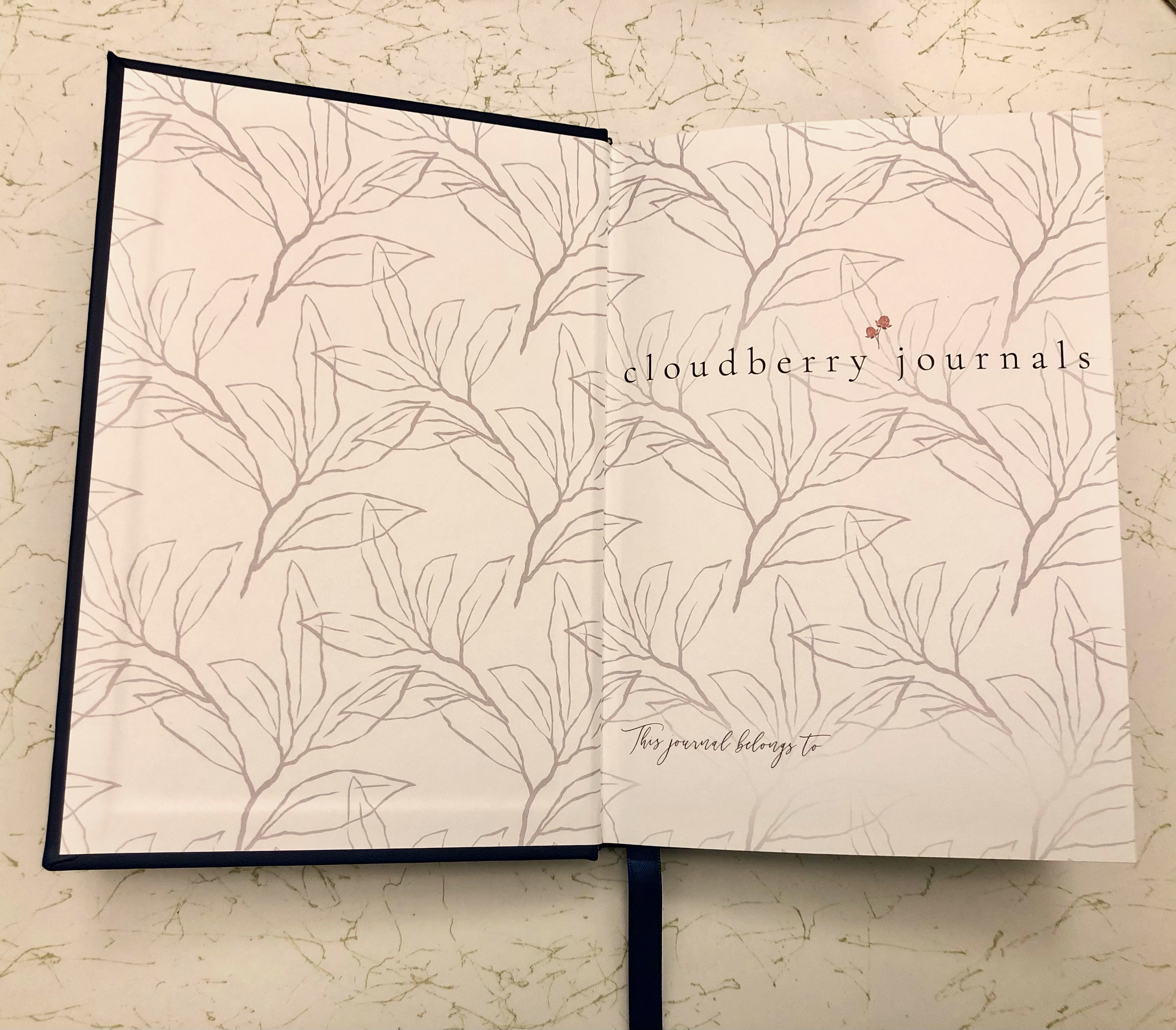 cloudberry inside cover