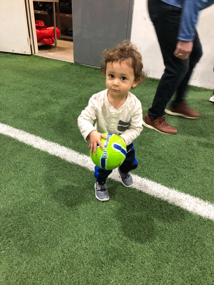 soccer Carter